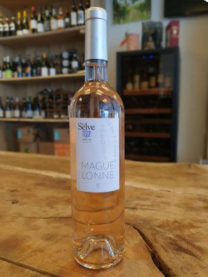 Chateau de la Selve Maguelonne, rosé, Grenache, Cinsault, Syrah