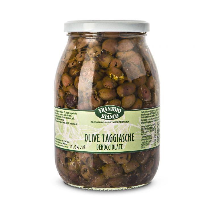 fattoria bianco olive taggiasche 950