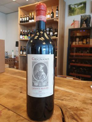 Fattoria di Grignano, Chianti Rufina Riserva DOCG '05 Jeroboam 3 ltr.