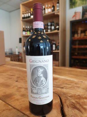 Fattoria di Grignano, Chianti Rufina Riserva DOCG Poggio Gualtieri '97
