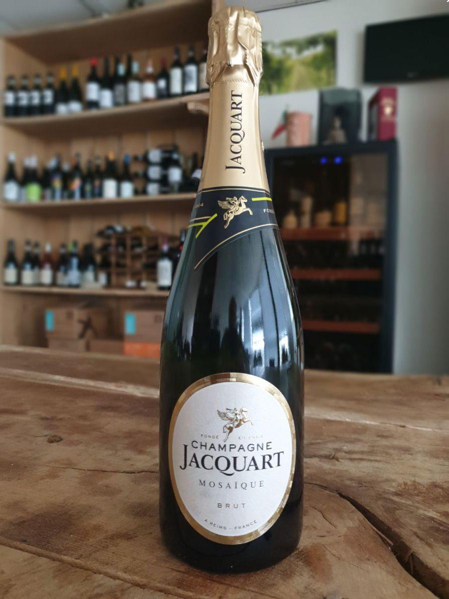 jacquart champagne brut mozaique