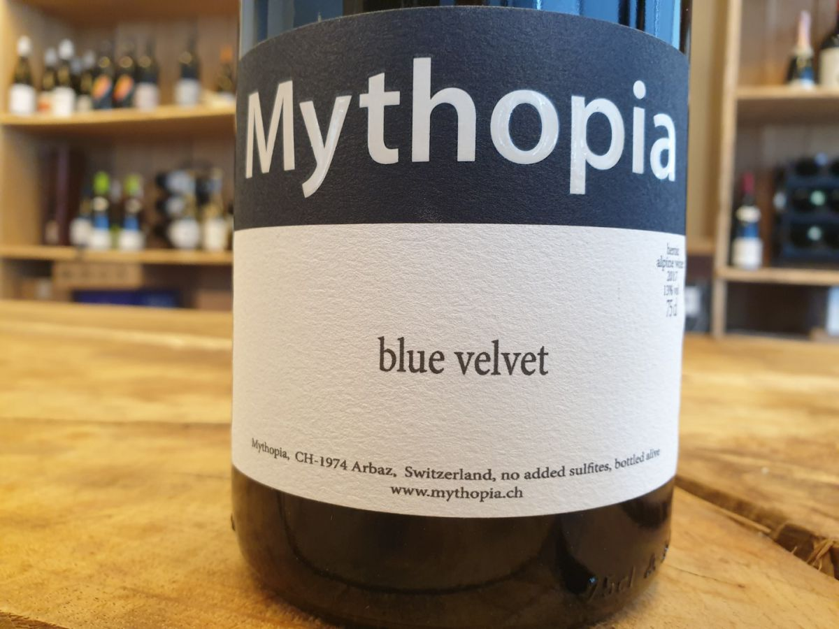mythopia blue velvet 2017