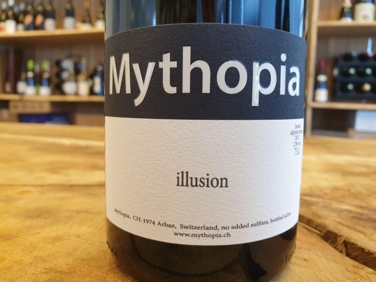 mythopia illusion 2017 pinot noir