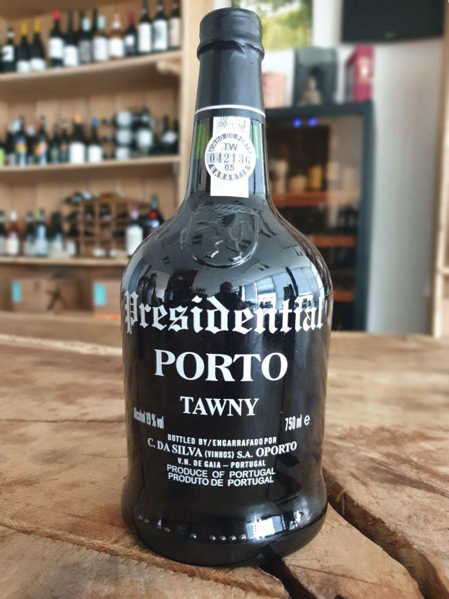 president tawny port