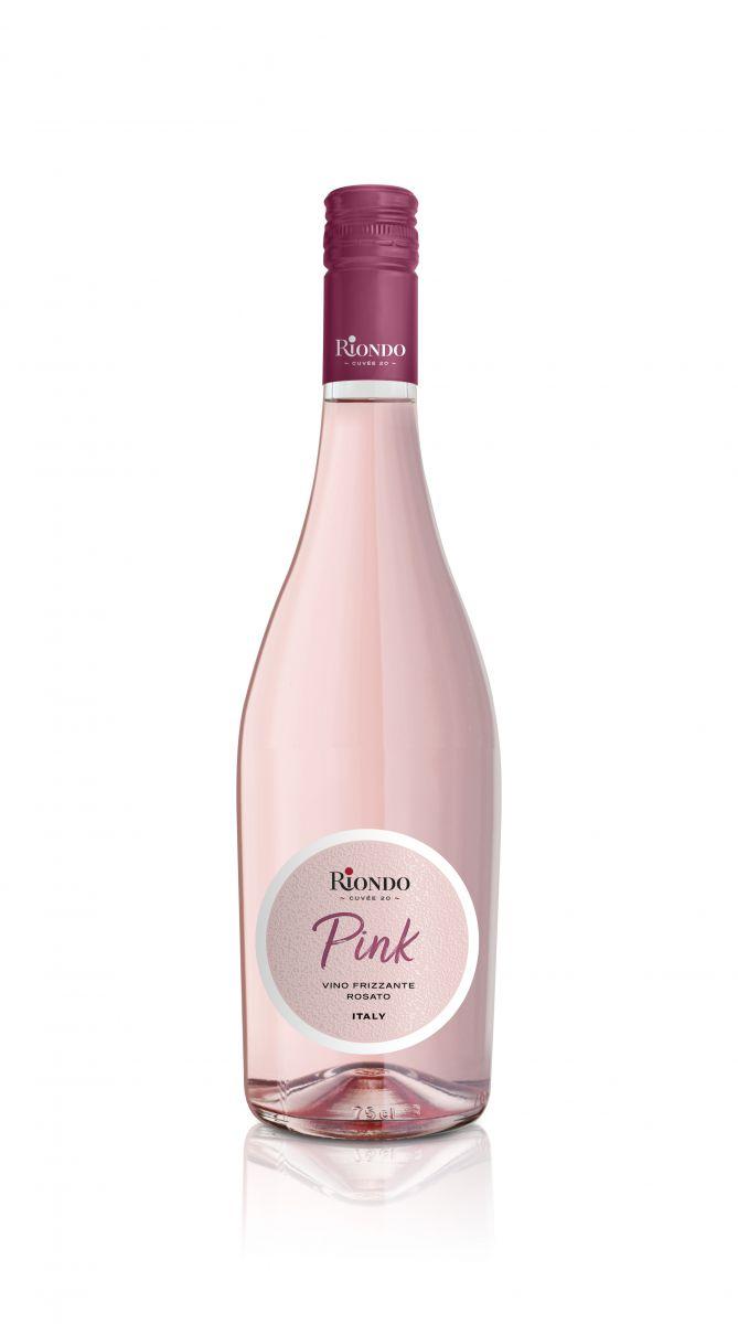 riondo prosecco raboso pink