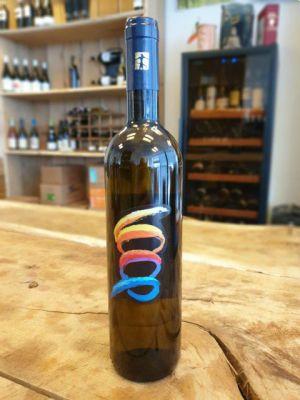 Selvadolce Rebosso, vino bianco da uve vermentino