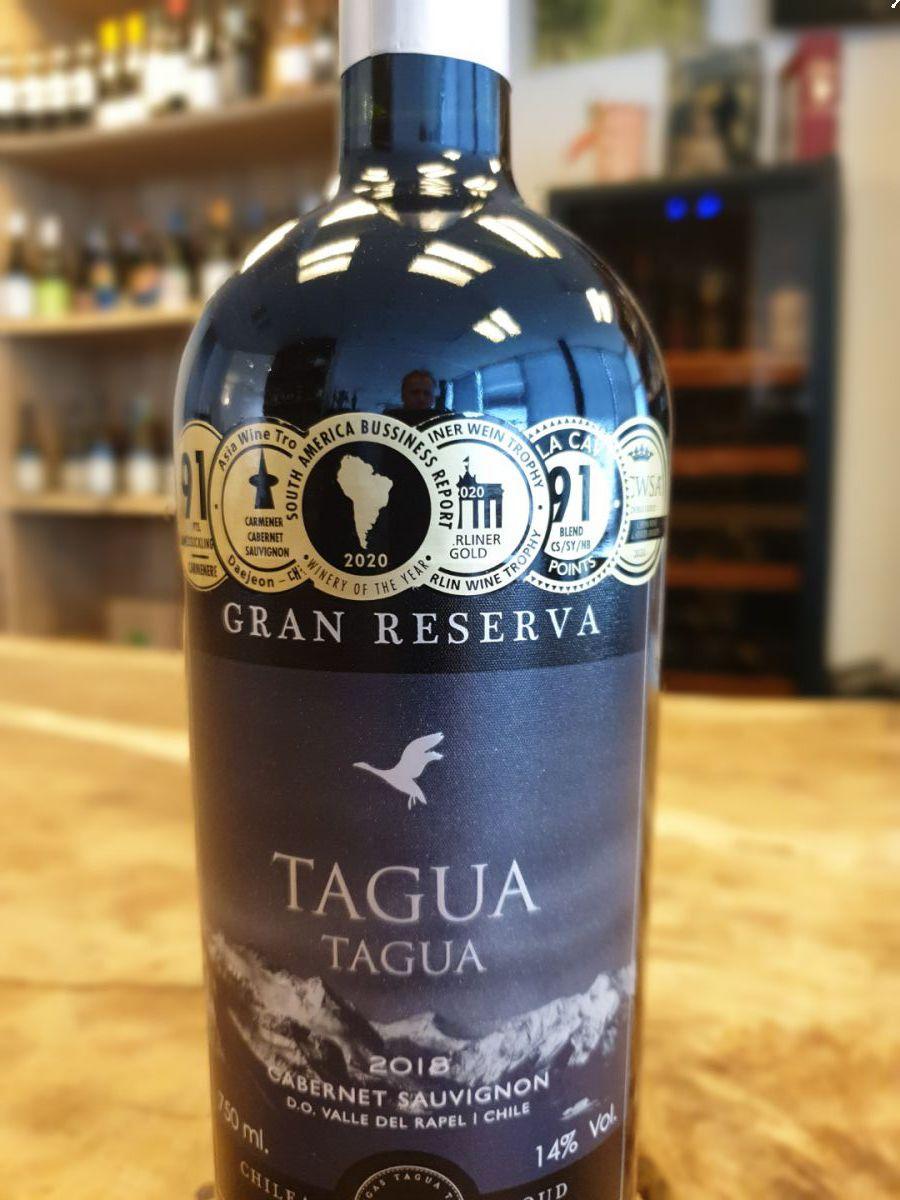 tagua tagua gran reserva cabernet sauvignon